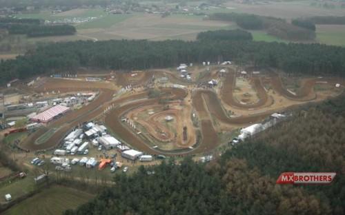 Motocross Track Neeroeteren