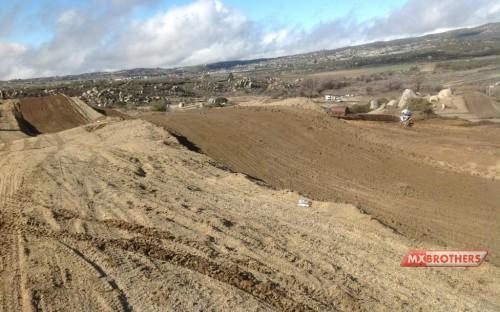 Cahuilla Creek Motocross Track - California - Anza