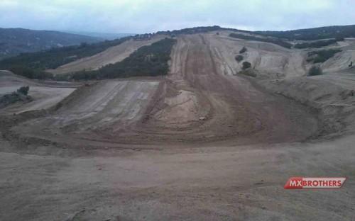 Cahuilla Creek Motocross Strecke- California - Anza
