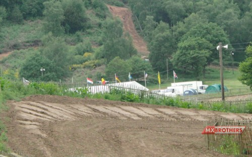 Hawkstone Park Motocross Strecke
