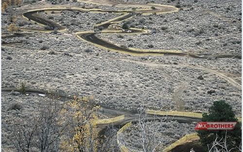 Motocross circuit Honey Lake - California - United States