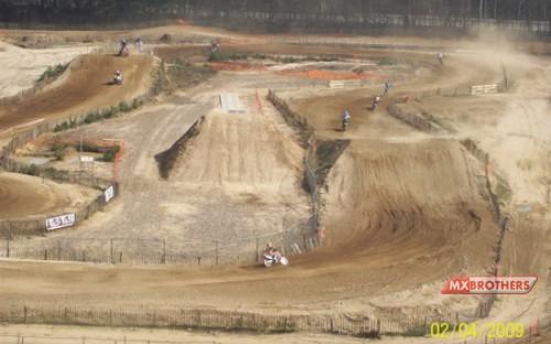 Overview - MX track Genk