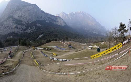 Motocross Track Arco - Trentino - Italy