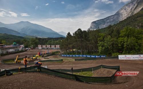 Motocross Track Arco di Trento - Italy
