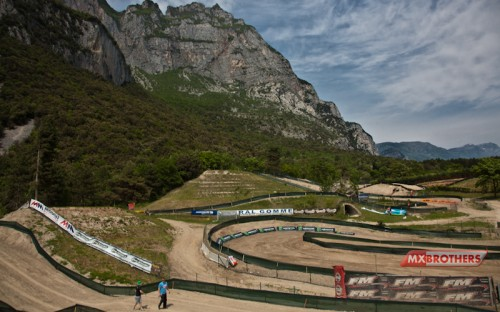 Motocross Pista Arco - Trentino - Italy