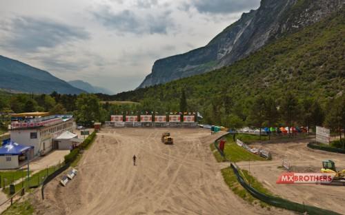 Motocross Circuit Arco - Trentino - Italy