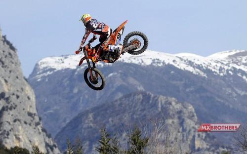 Piste Motocross Arco - Trentino - Italy