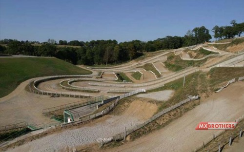 Pista Motocross Ernée - France