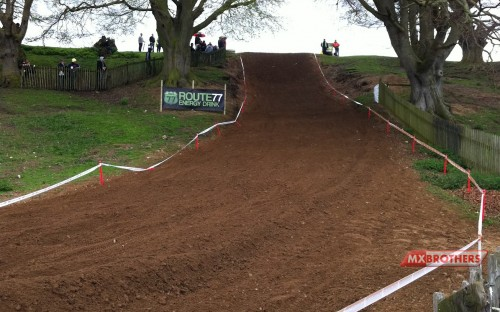 Motocross Track Cadders Hill - Lyng - UK