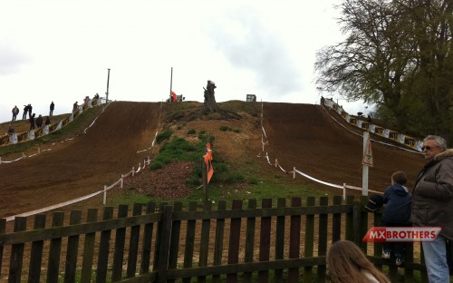 Motocross Strecke Cadders Hill - Lyng - United Kingdom