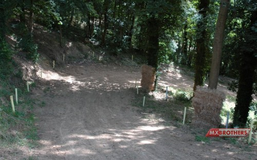 Motocross circuit Orp le Grand - la Petite Gette