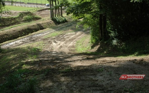Motocross track Orp le Grand - Wallon - Belgium
