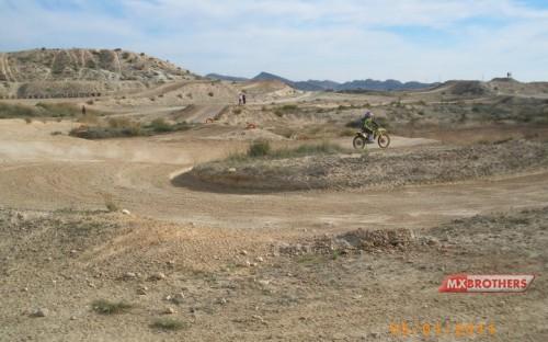 Motocross Track Crevillent - Spain