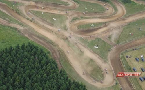 Motocross Track Dürler - Belgium