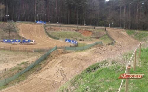 Motocross Track Neeroeteren - België