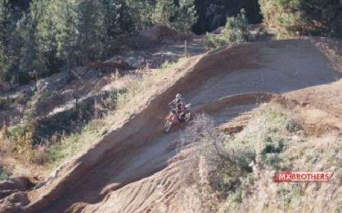 Motocross track Santa Coloma de Farners