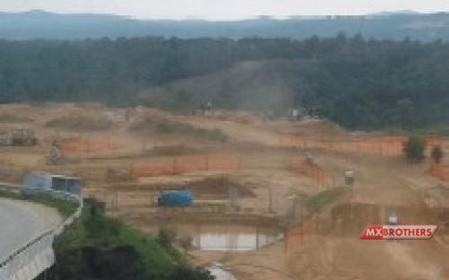 Motocross circuit Santa Coloma de Farners