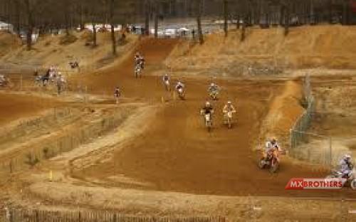 View - Motocross track Genk