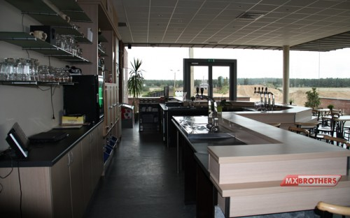 Lommel bar @motocross circuit Lommel