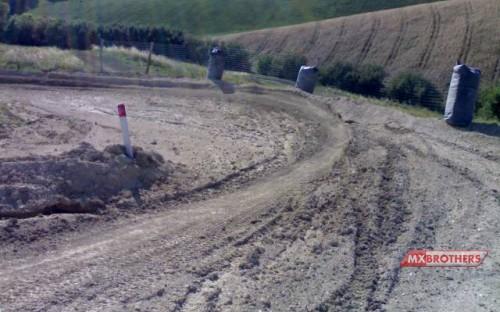Motocross track Acquasanta di Jesi - Marche - Italy
