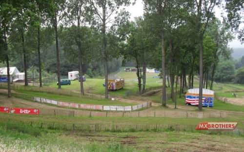 Motocross Strecke Kester