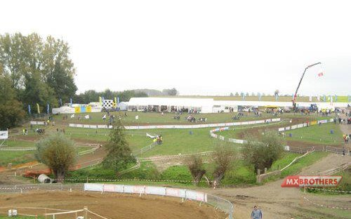 Motocross Strecke Nismes - Belgium