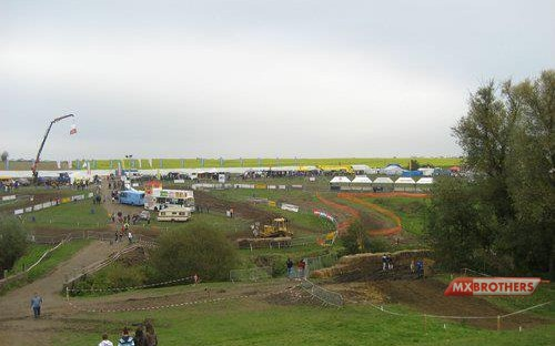 Motocross track Nismes - Belgium