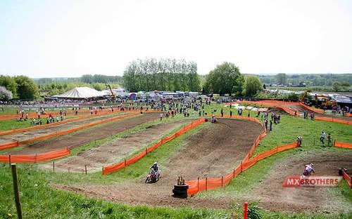 Motocross circuit Nismes - België