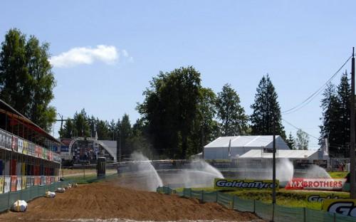 Motocross Track Zelta Zirgs - Kegums - Latvia