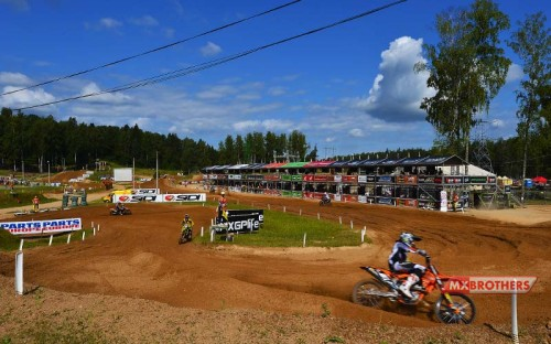 Motocross Piste Zelta Zirgs - Kegums - Latvia