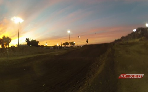 Perris Raceway Motocross Track - California - United States