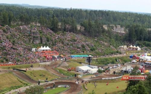 Motocross Strecke Uddevalla - Sweden