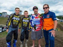 MXoN 2015 Team USA - MXdN